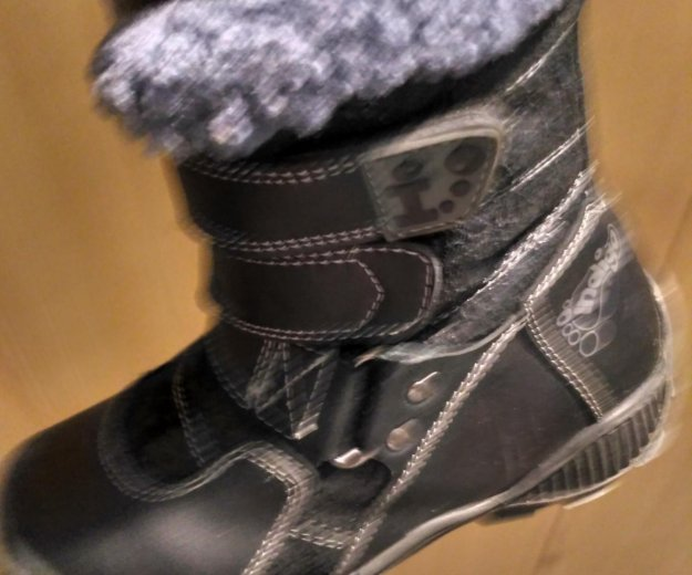 Зимние ботиночки. Фото 1. Томск.