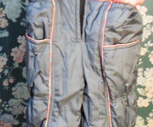 Комплект зима(куртка+штаны)новый. Фото 2.