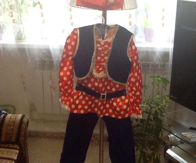 Новогодний костюм гномика. Фото 1. Гусев.
