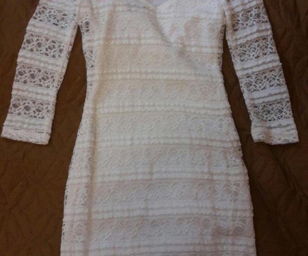 Белое платье. Фото 3. Москва.