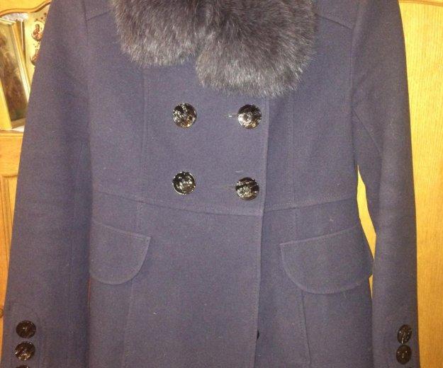 Зимнее пальто, размер s. Фото 1. Брянск.