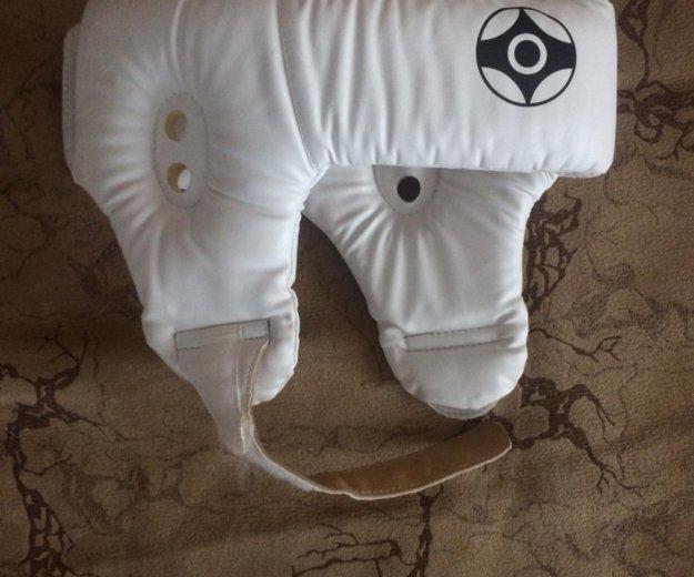 Шлем для занятий карате. Фото 1. Орел.