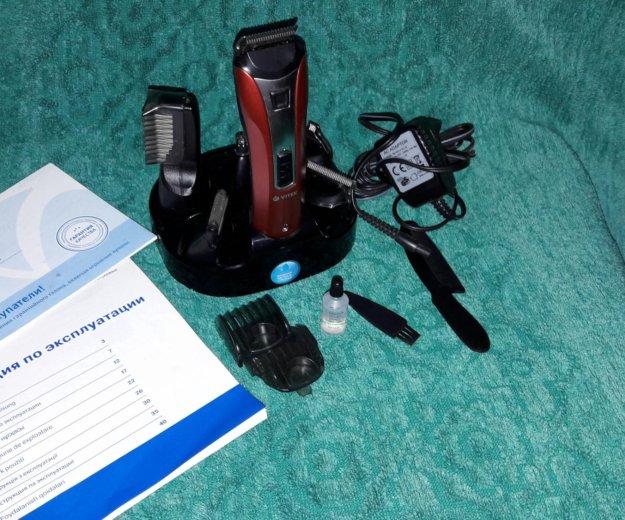 Триммер бритва и машинка для стришки. Фото 4.