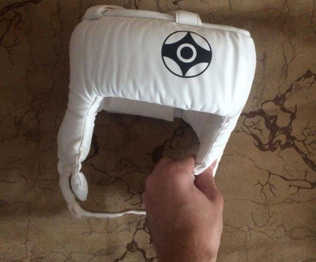 Шлем для занятий карате. Фото 2. Орел.