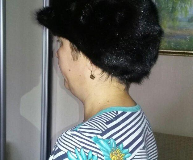 Норковая шапка. Фото 2. Тольятти.