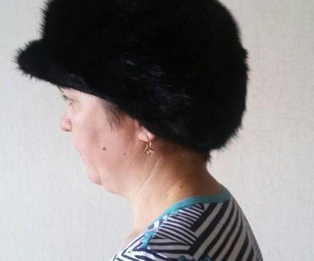 Норковая шапка. Фото 1. Тольятти.