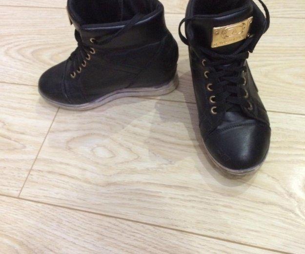 Ботинки осенние. Фото 1. Ставрополь.