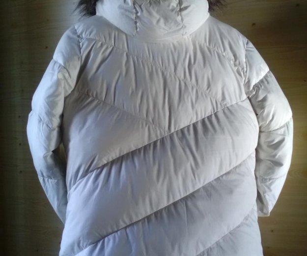 Курта зимняя коламбия размер xl. Фото 1.