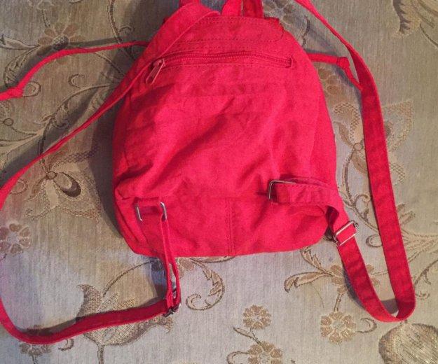 Мини рюкзачок. состояние хорошее. Фото 2. Зеленоград.