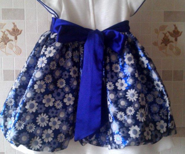 Праздничное детское платье 98 р. Фото 2. Заволжье.