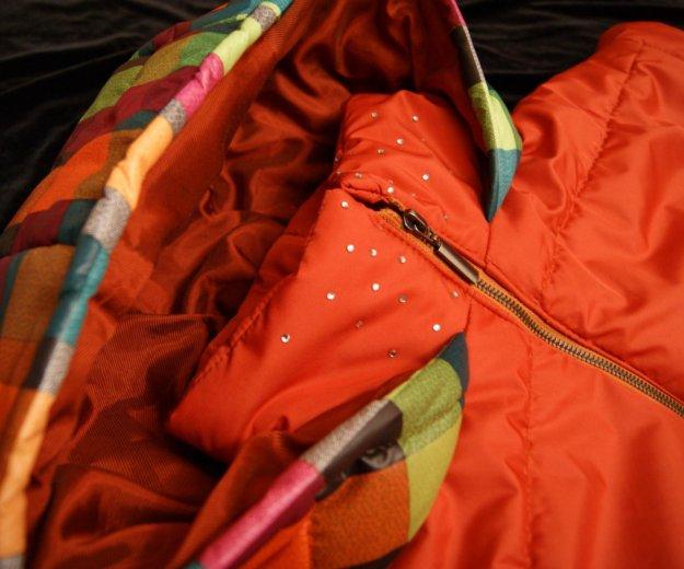 Куртка пуховик 40-42. Фото 3. Тюмень.