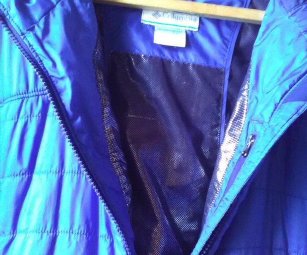 Куртка женская коламбия омнихит. Фото 1. Таштагол.