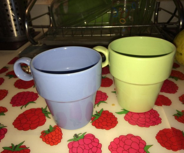 Чашки. Фото 1. Москва.