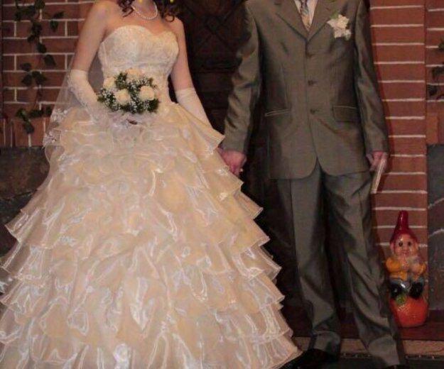 Свадебное платье. Фото 1. Владимир.