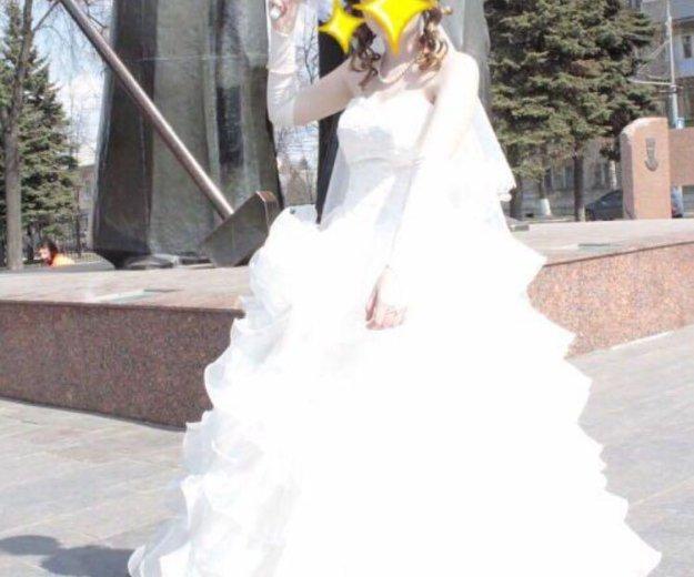 Свадебное платье. Фото 2. Владимир.