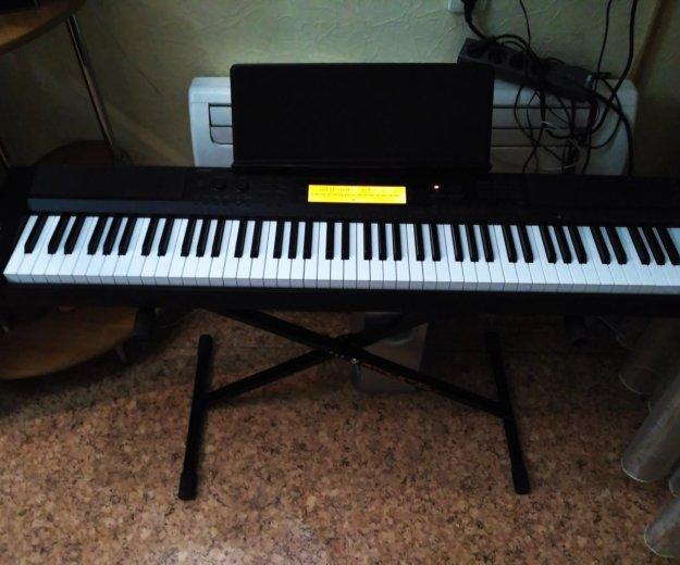 Электрическое пианино casio. Фото 1. Красноярск.
