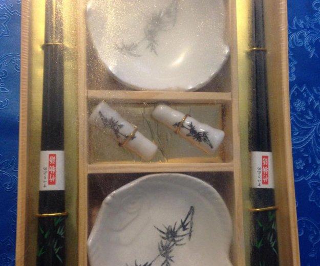 Набор для суши (подарок,сувенир). Фото 1. Санкт-Петербург.