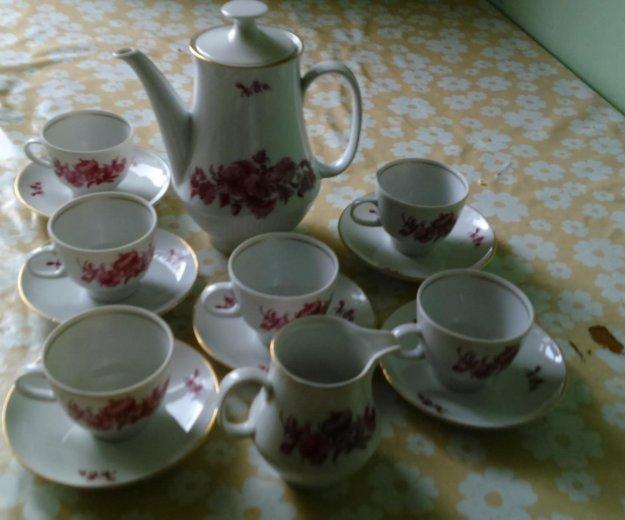 Кофейный набор кольдиц. Фото 1. Москва.