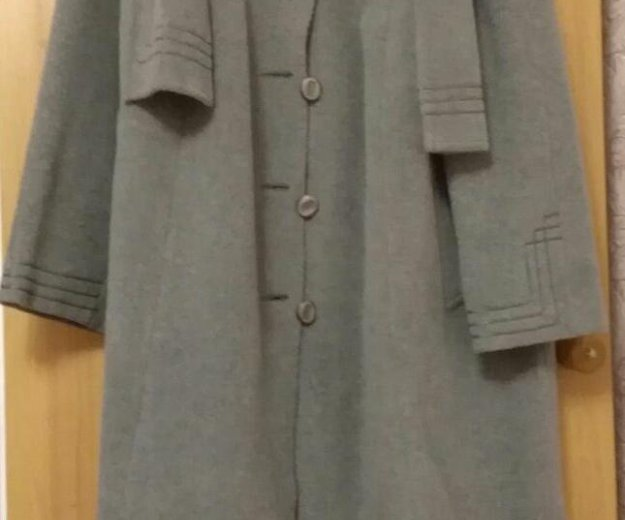 Пальто женское р.60-62. Фото 1. Комсомольск-на-Амуре.