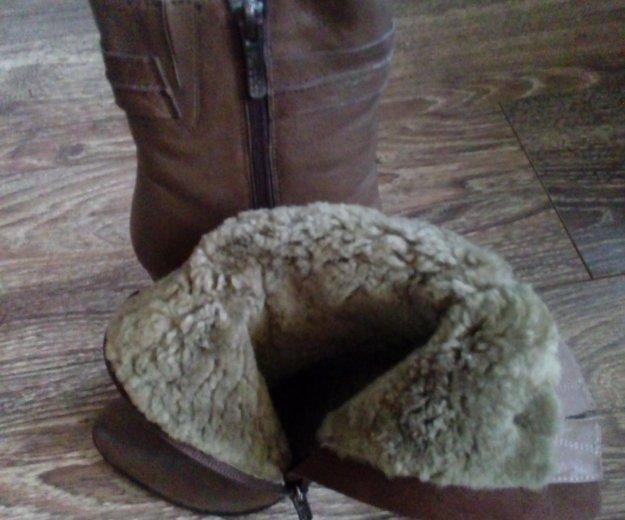 Ботинки зимние. Фото 2. Череповец.