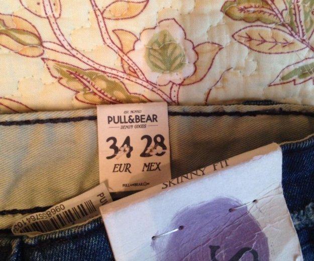 Pull&bear 34 новые. Фото 2.