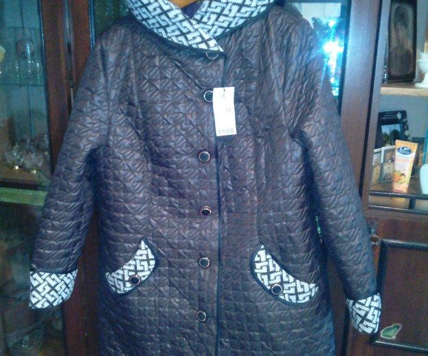 Куртка женская. Фото 1. Бор.