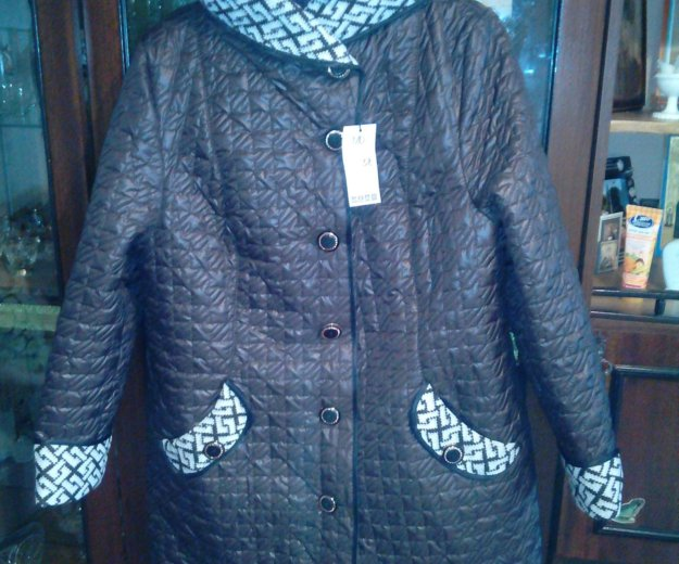 Куртка женская. Фото 2. Бор.