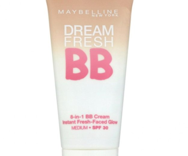 Maybelline dream fresh bb крем 8 в 1. Фото 1. Пермь.