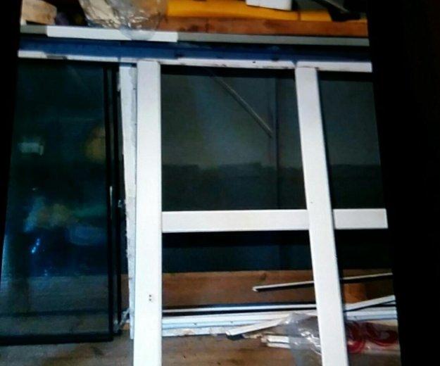 Пласьиковые окна. Фото 2.