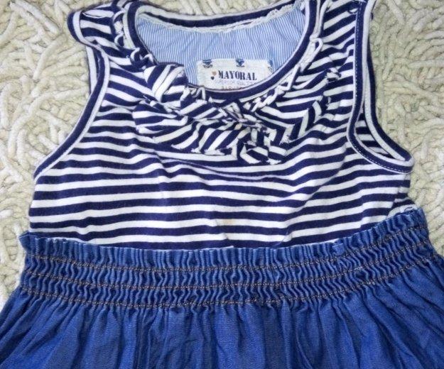 Пакет одежды на девочку 80-86 рост. Фото 4.