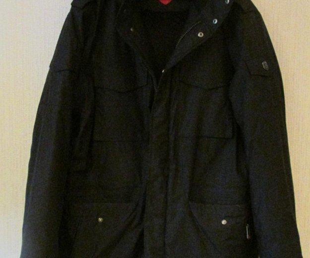 Новая мужская куртка зимняя wellensteyn. Фото 1. Владимир.