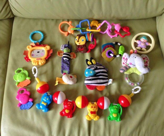 Игрушки для ребёнка до 1 года. Фото 3. Долгопрудный.