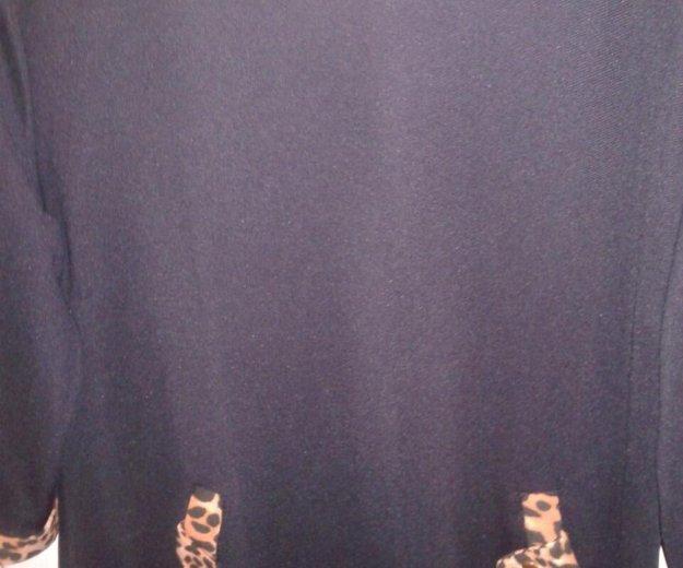 Оригинальное трикотажное платье. Фото 3. Москва.