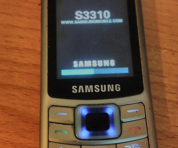 Samsung s3310. Фото 1. Воронеж.