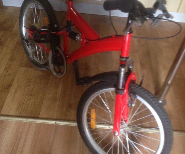 Велосипед на возраст 6-10 лет. Фото 1. Ростов-на-Дону.