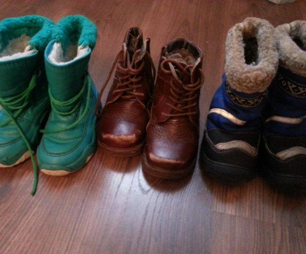 Обувь пакетом. Фото 1.