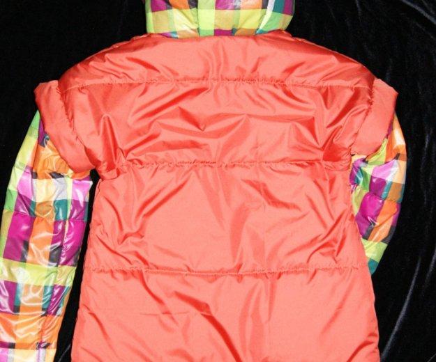 Куртка пуховик 40-42. Фото 4. Тюмень.