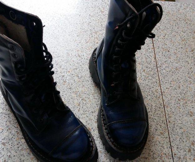 Ботинки grinders. Фото 1. Зеленоград.