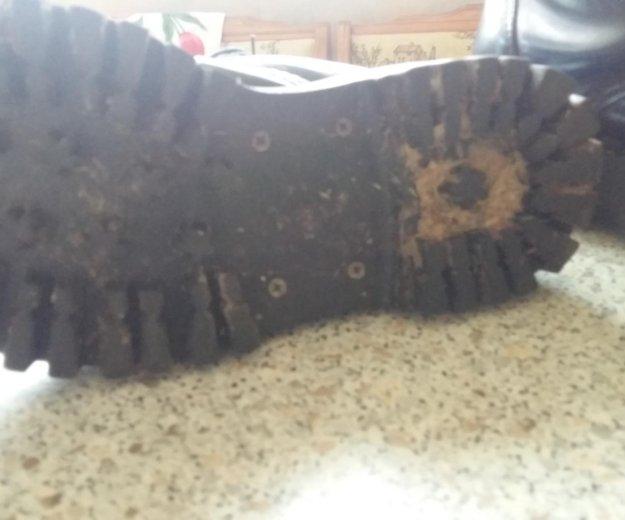 Ботинки grinders. Фото 3. Зеленоград.