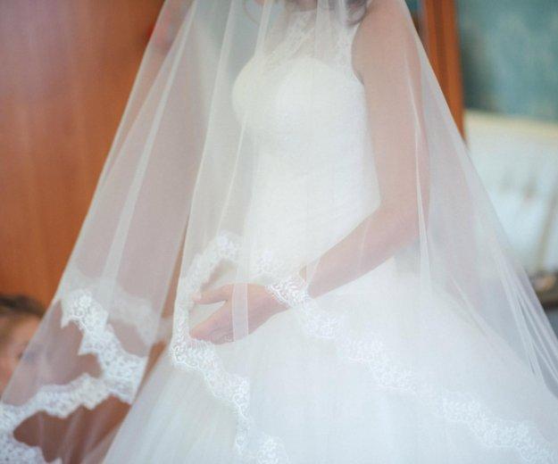 Свадебное платье. Фото 1. Энгельс.