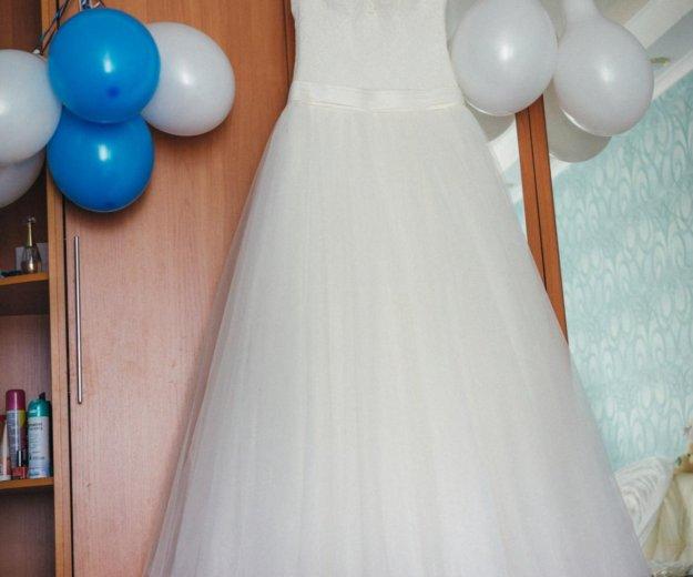 Свадебное платье. Фото 2. Энгельс.