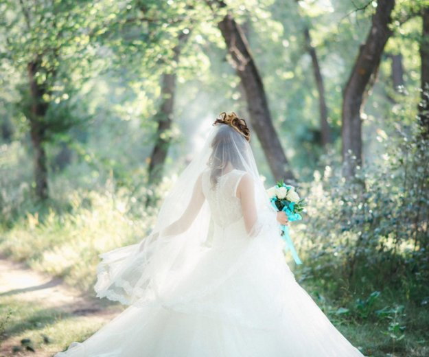 Свадебное платье. Фото 3. Энгельс.