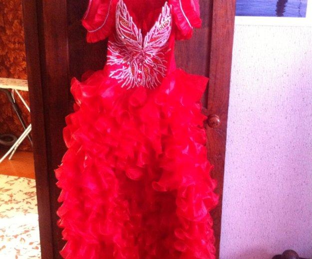 Выпускной платье. Фото 1.