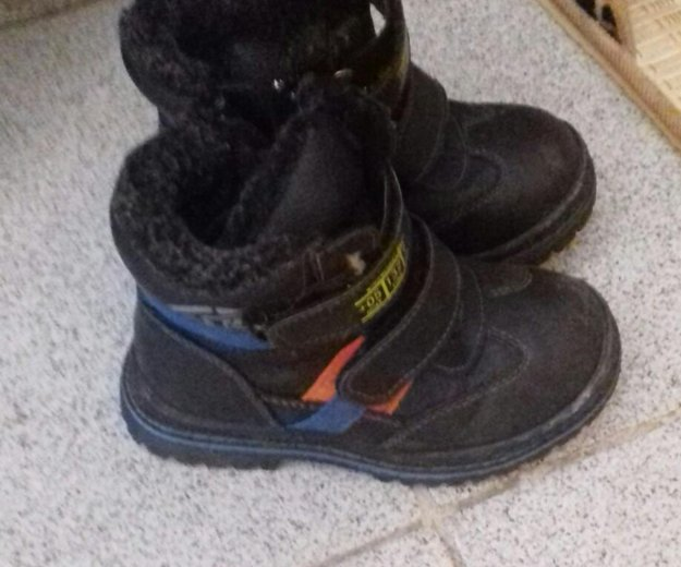 Зимние ботиночки. Фото 1. Волгоград.