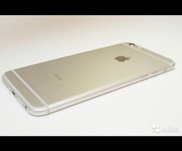 Iphone 6 plus 64 gb белый ( +new cover в подарок). Фото 4.