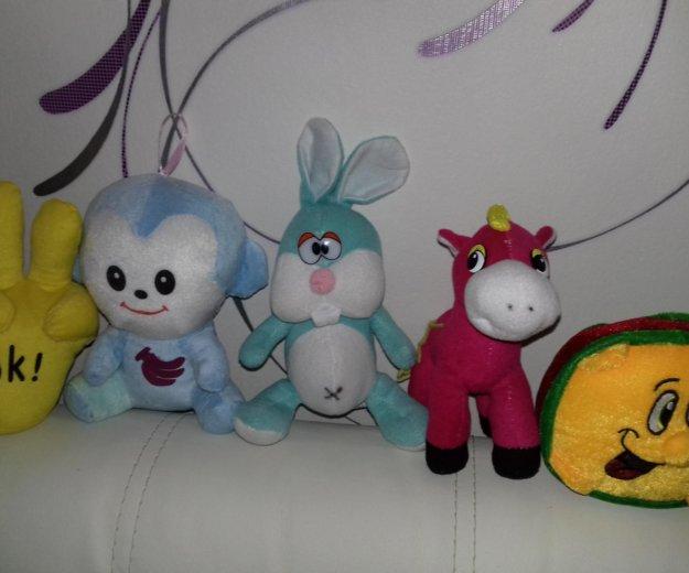 Мягкие игрушки. Фото 2. Щёлково.