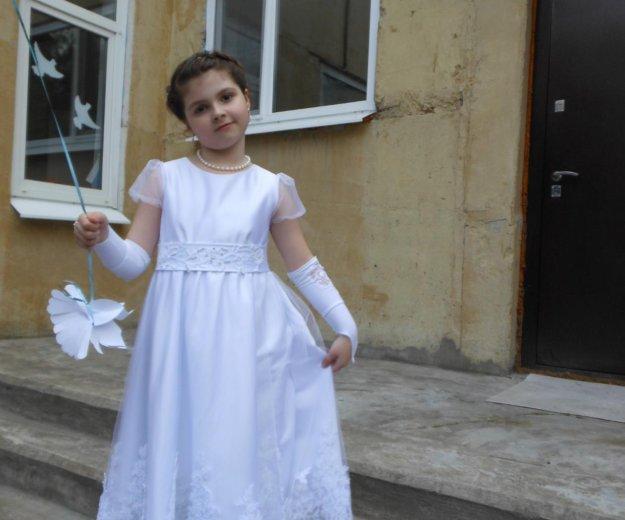Платье для утренника 7-10 лет. Фото 1. Брянск.