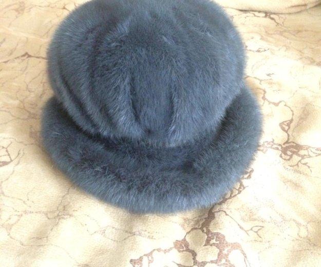 Женская шапка из натурального меха. Фото 1. Орел.
