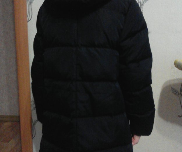 Пуховик на девочку р.122-128. Фото 3. Челябинск.
