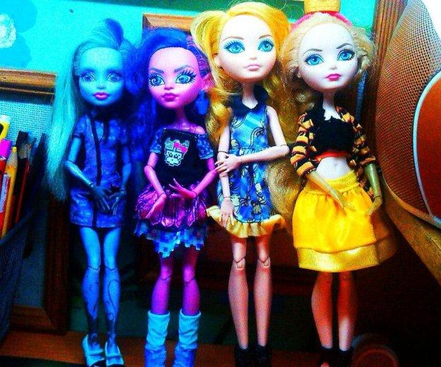 Куклы. Фото 4. Москва.
